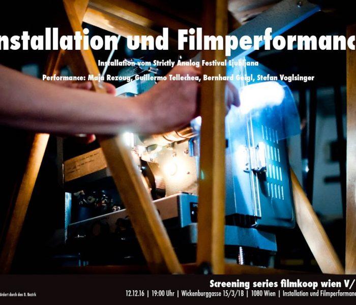 Screening series filmkoop wien V/V