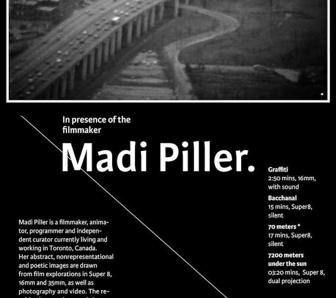 Screening Madi Piller