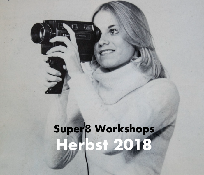 Super8 Workshops 2018