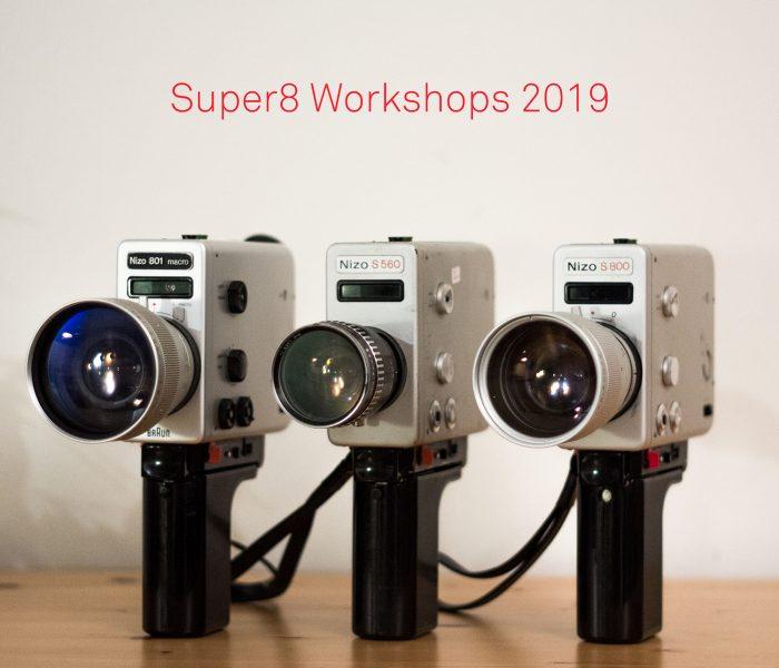Super8 Workshop 2019