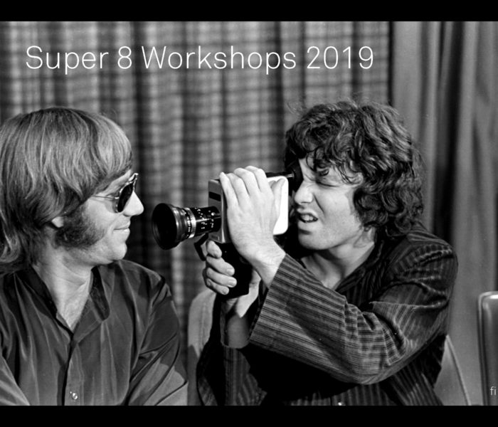 Super8 Workshop Autumn 2019