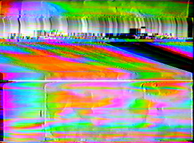 VHS Glitch Workshop + Konzert